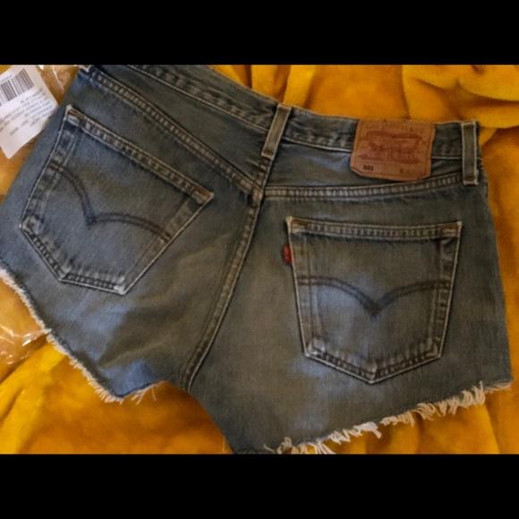 Levi's Pants - vintage high waisted levi's shorts